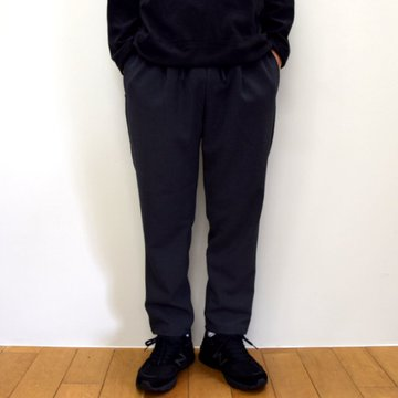 LA MOND(ラモンド)/ STRETCH OX PANTS -CHARCOAL- #LM-P-073
