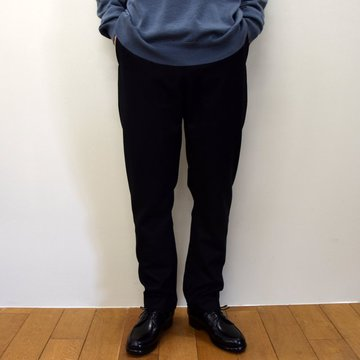 【2020】山内 (やまうち)/ No Mule Thing Wool Easy Pants 20a65-A