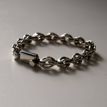 FIFTH GENERAL STORE(フィフスジェネラルストア)/ Silver Bracelet -7mm- #SILVER-CCC-2E