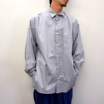 MARKAWARE(マーカウェア)/ COMFORT FIT SHIRT -GRAY- #A21A-07SH01C