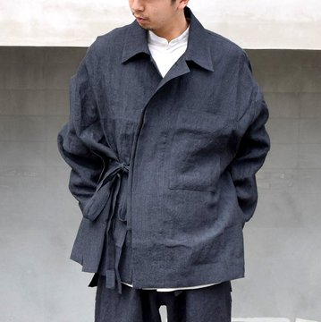toogood(トゥーグッド)/ GLASSBLOWER JACKET -CHARCOAL-