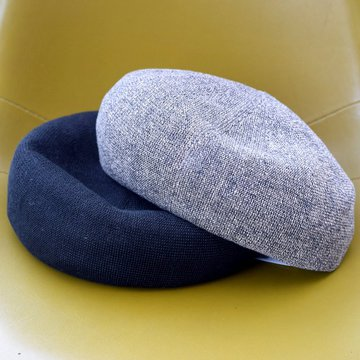 Nine Tailor(ナインテイラー)/ PUDICA BERET -2Color- #N-634