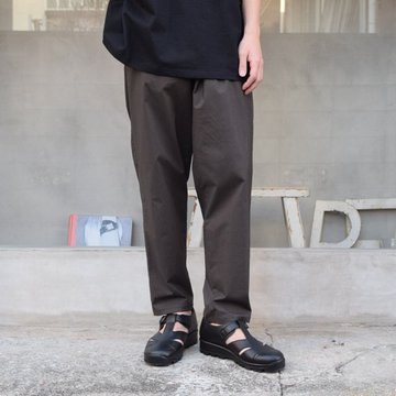 【2021】Graphpaper(グラフペーパー)Stretch Typewriter Chef Pants -各3色-GM211-40619B