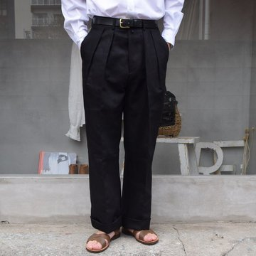 NEAT(ニート)/ COTTON/LINEN Oxford