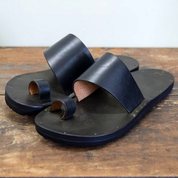 JUTTA NEUMANN(ユッタ・ニューマン) ALICE+BIRKEN SOLE -BLACK LATIGO-