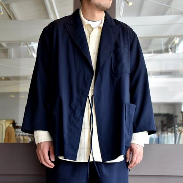 RANDT(アールアンドティ)/COMFY JACKET #IN508
