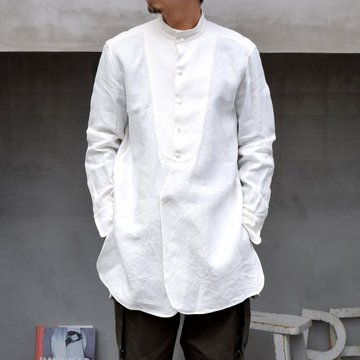 SUS-SOUS (シュス)/ DRESS SHIRTS -OFF WHITE- #05-SS-023-14
