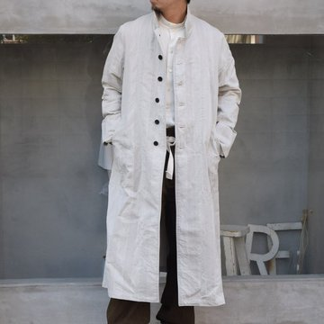 SUS-SOUS (シュス)/ COAT DUSTERS -NATURAL- #05-SS00512