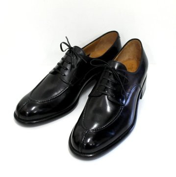 Le Yucca's (レユッカス)/ U-TIP SHOES -BLACK- #Y18711