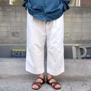 toogood(トゥーグッド) / THE TINKER TROUSER CANVAS -RAW-