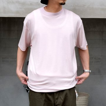 KAPTAIN SUNSHINE (キャプテンサンシャイン)/ Crewneck Tee -3Color- #KS21SCS03