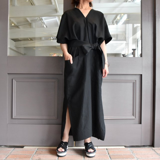 【30% off sale】YLÉVE(イレーヴ) 【2020】LINEN HIGH COUNT OP(2色展開) #168-0155057(10)