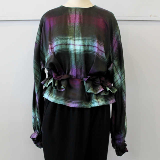 【50% off sale】DRIES VAN NOTEN(ドリスヴァンノッテン) CASONI1086W.W.SHIRT _202-10741-1086【K】(1)