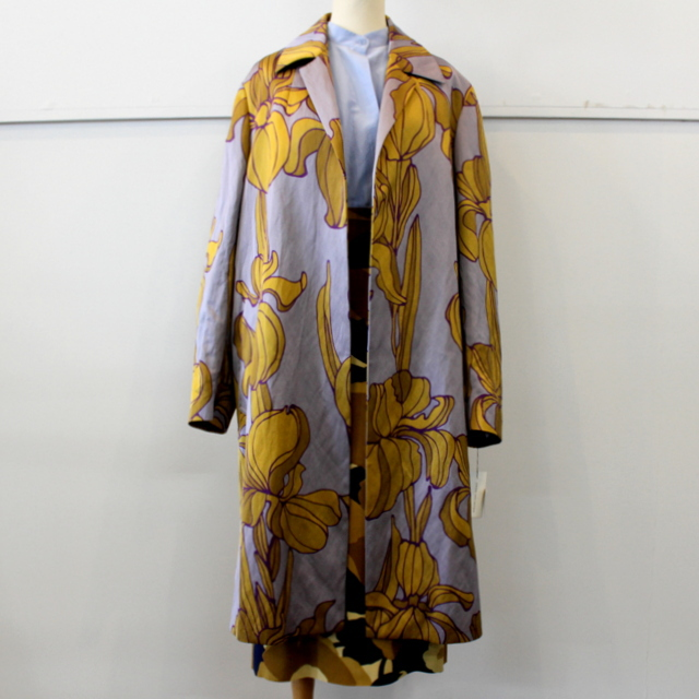 【50% off sale】DRIES VAN NOTEN(ドリスヴァンノッテン) ROLTA 1353W.W.COAT_202-10268-1353【K】(1)