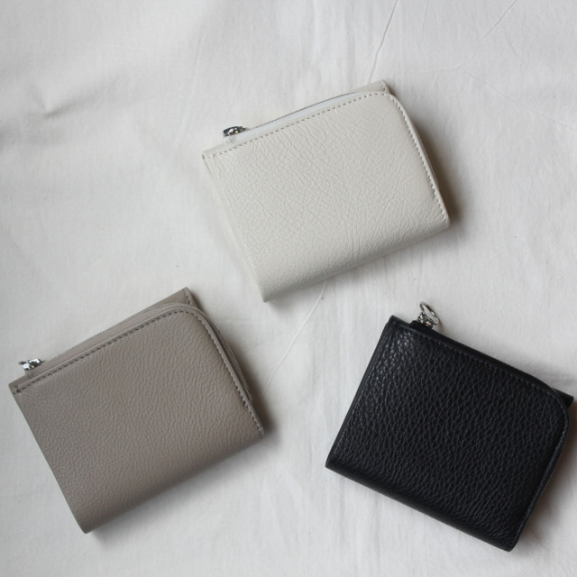 Aeta(アエタ)【20AW】PG LEATHER WALLET(2色展開)_PG15【K】(1)