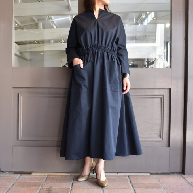 TENNE HANDCRAFTED MODERN(テン ハンドクラフテッドモダン) WEIST SHARING PULL ONE-PIECE #0003(2)