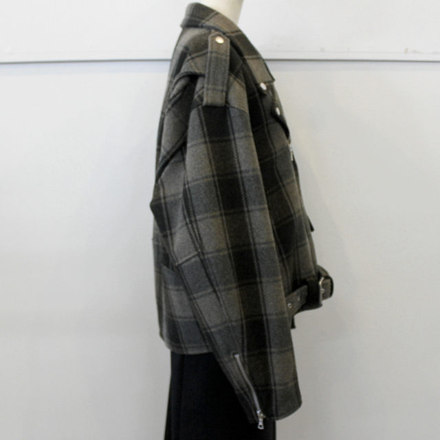 【50% off sale】DRIES VAN NOTEN(ドリスヴァンノッテン) VORNA 1132W.W.JACKET_202-10572-1132【K】(2)