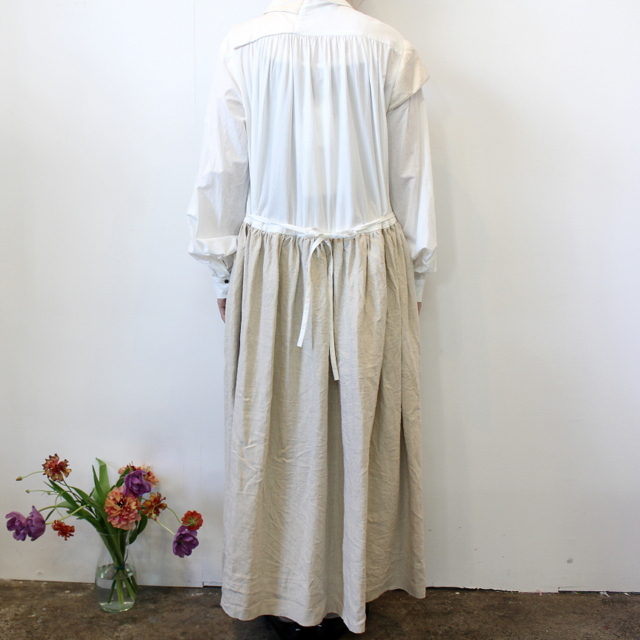 GASA*(ガサ) 【20SS】つくも Asymmetry dress_11201-10111-A-F【K】(3)