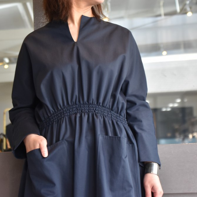 TENNE HANDCRAFTED MODERN(テン ハンドクラフテッドモダン) WEIST SHARING PULL ONE-PIECE #0003(3)