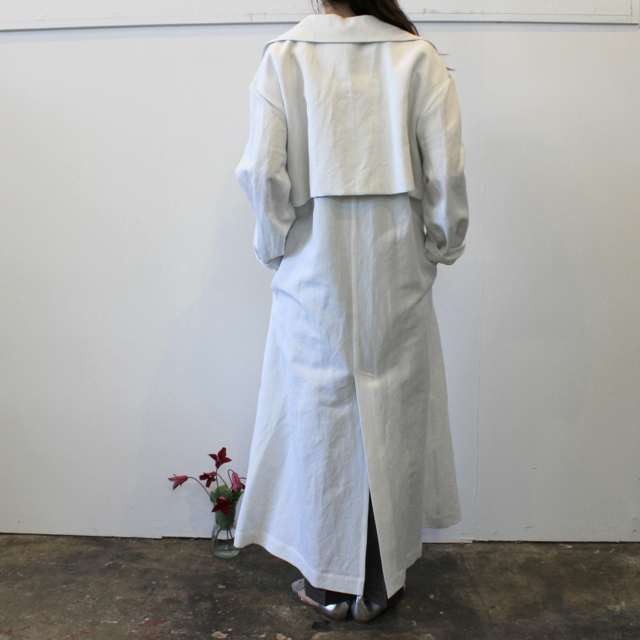 humoresque(ユーモレスク) 【20 SS】trench coat_HS2501【K】(3)