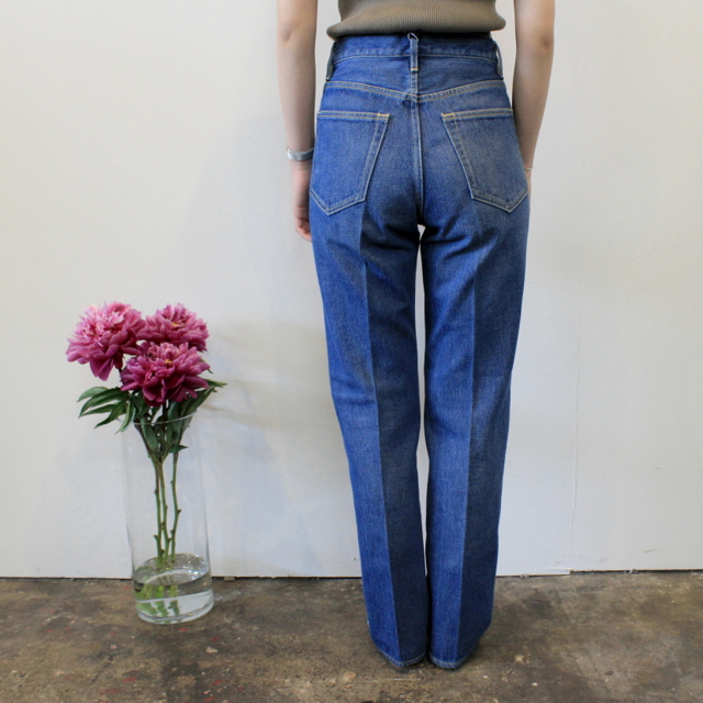 AURALEE(オーラリー) 【20SS】WASHED HARD TWIST DENIM 5P PANTS_A20SB10DM【K】(3)