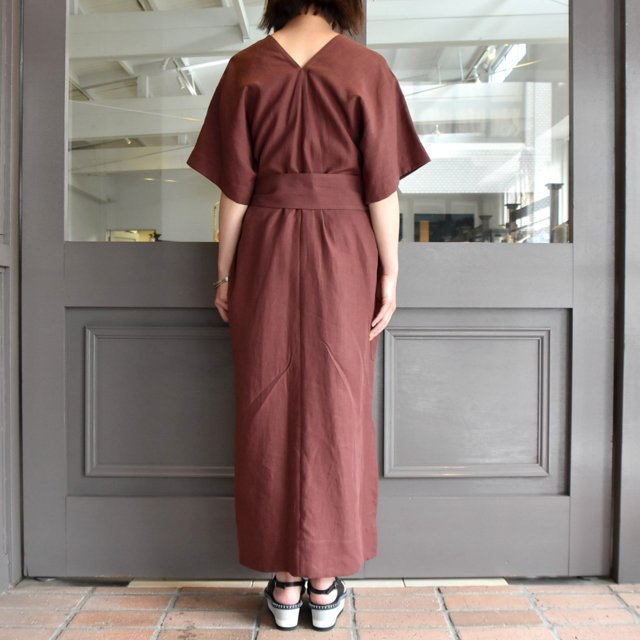 【30% off sale】YLÉVE(イレーヴ) 【2020】LINEN HIGH COUNT OP(2色展開) #168-0155057(3)