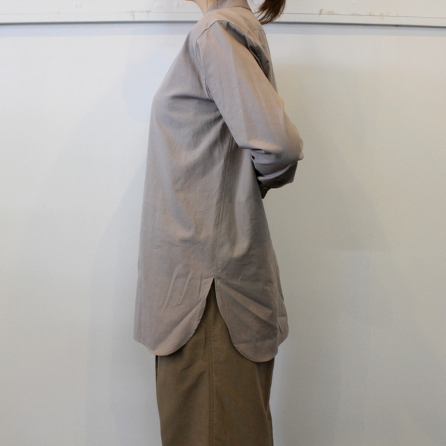 【40% off sale】AURALEE(オーラリー)【20AW】WASHED FINX TWILL SHIRTS(2色展開)_A20AS03TN【Z】(3)