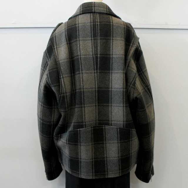 【50% off sale】DRIES VAN NOTEN(ドリスヴァンノッテン) VORNA 1132W.W.JACKET_202-10572-1132【K】(3)