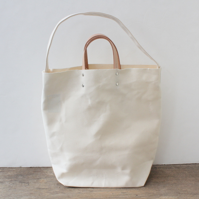 TEMBEA(テンベア)2WAY LOGO BAG(NATURAL)【K】(4)