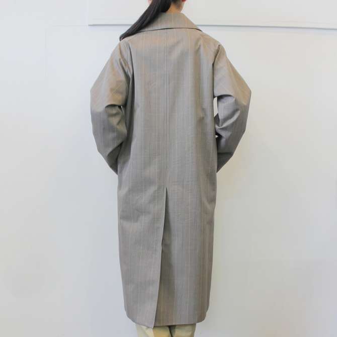 LENO&Co.(リノアンドコー) /【20SS】STAND FALL COLLAR COAT_L2001-CO001【K】(4)