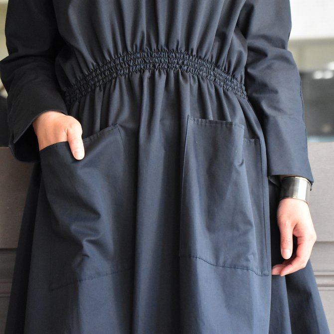 TENNE HANDCRAFTED MODERN(テン ハンドクラフテッドモダン) WEIST SHARING PULL ONE-PIECE #0003(4)