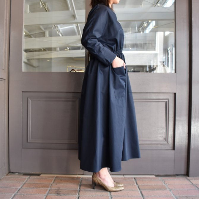 TENNE HANDCRAFTED MODERN(テン ハンドクラフテッドモダン) WEIST SHARING PULL ONE-PIECE #0003(6)
