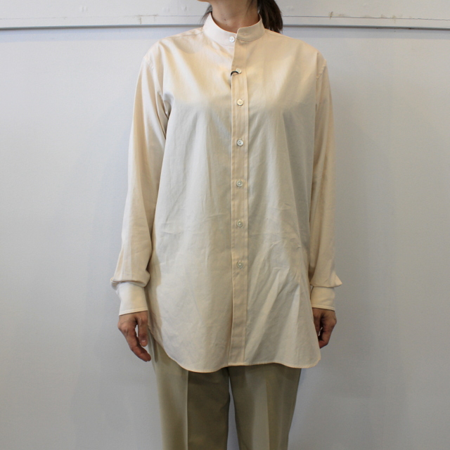 【40% off sale】AURALEE(オーラリー)【20AW】WASHED FINX TWILL SHIRTS(2色展開)_A20AS03TN【Z】(6)