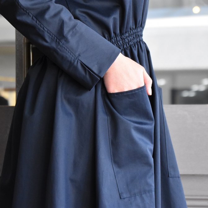 TENNE HANDCRAFTED MODERN(テン ハンドクラフテッドモダン) WEIST SHARING PULL ONE-PIECE #0003(7)