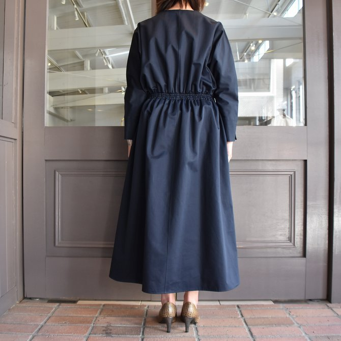 TENNE HANDCRAFTED MODERN(テン ハンドクラフテッドモダン) WEIST SHARING PULL ONE-PIECE #0003(8)