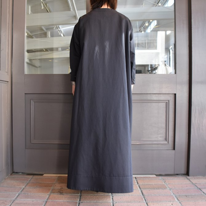 TENNE HANDCRAFTED MODERN(テン ハンドクラフテッドモダン) TRMING TENT LINE PULL ONE-PIECE #0002(9)