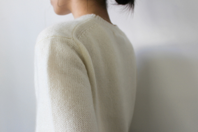 AURALEE(オーラリー)【20AW】BABY CASHMERE KNIT P/O(2色展開)_A20AP04BC【K】(9)