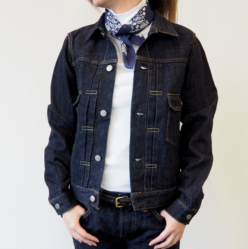 LENO&Co.(リノアンドコー)/PATRICIA 2nd type JEAN JACKET【T】