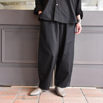 【30% off sale】CristaSeya(クリスタセヤ)/ LIGHT COTTON MOROCCAN PYJAMA PANTS #03DA-C