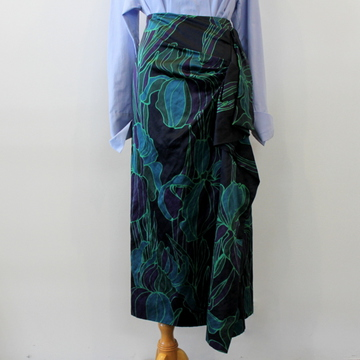 【50% off sale】DRIES VAN NOTEN(ドリスヴァンノッテン) SOLI LONG 1353W.W.SKIRT_202-10877-1353【K】