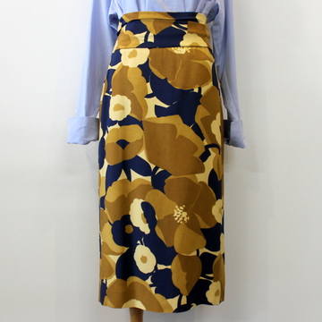 【50% off sale】DRIES VAN NOTEN(ドリスヴァンノッテン) SARAI 1044W.W.SKIRT_202-10813-1044【K】