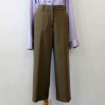 【50% off sale】DRIES VAN NOTEN(ドリスヴァンノッテン) POSKI 1031W.W.PANTS_202-10956-1031【K】