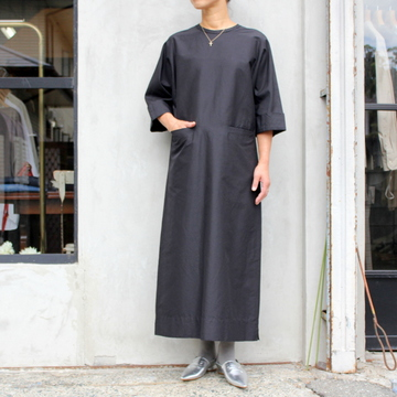 【30% off sale】humoresque(ユーモレスク)【20 AW】plain dress_IA2102【K】