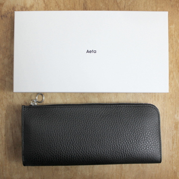 Aeta(アエタ)【20AW】PG LEATHER LONG WALLET_PG38【K】
