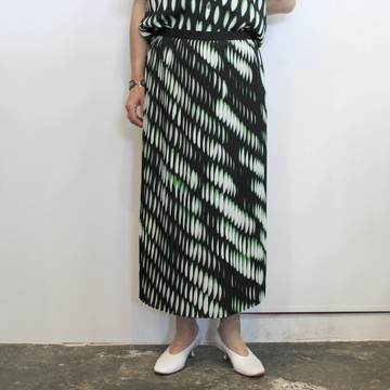 DRIES VAN NOTEN(ドリスヴァンノッテン) SAREAN BIS 2010 W.W.SKIRT_211-10820-2010【K】