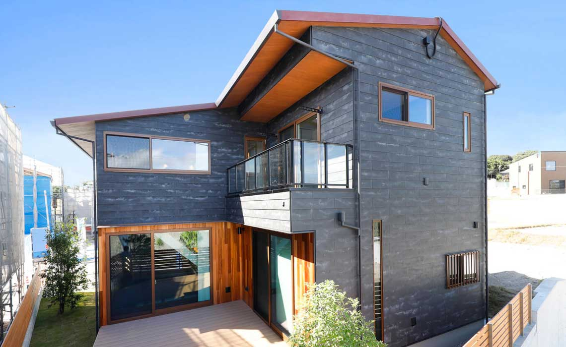 白木建設|アイリスガーデン吉野 スカイガレージハウス