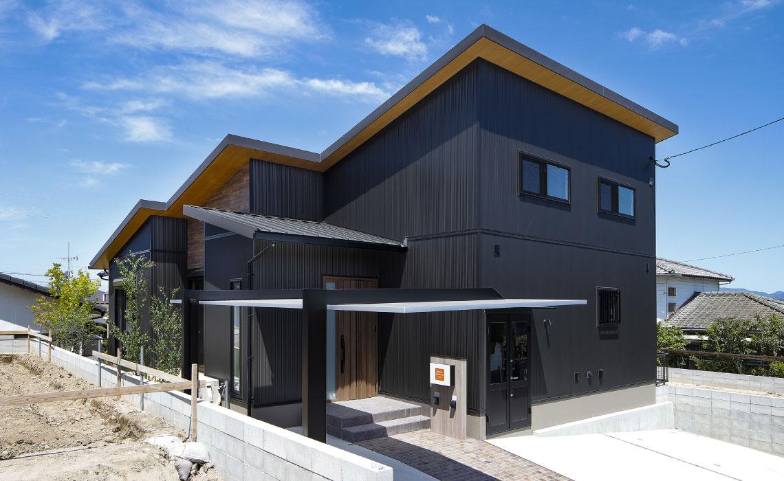 白木建設|玉里モデルハウス